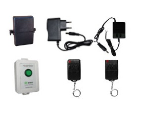 Kit Controle Remoto Fechadura Elétrica
